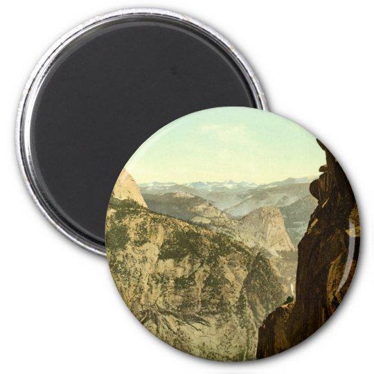 Yosemite Valley California Magnet