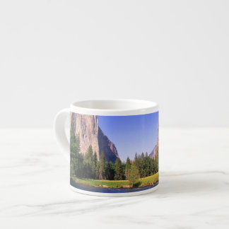 Yosemite Valley Espresso Cup
