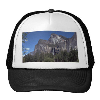 Yosemite Valley Falls USA Hat