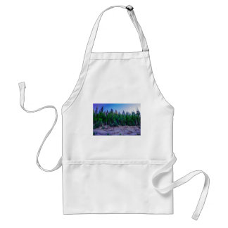 Yosemite Valley Forest & Sky Adult Apron