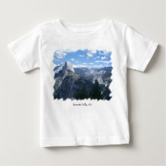 Yosemite Valley from Glacier Point Baby T-Shirt