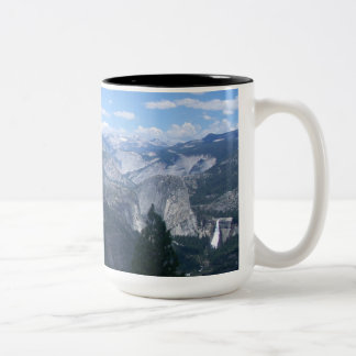Yosemite Valley from Glacier Point Mugs