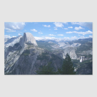 Yosemite Valley from Glacier Point Stickers