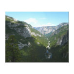 Yosemite Valley in Yosemite National Park Canvas Print
