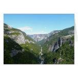 Yosemite Valley in Yosemite National Park Card