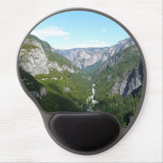 Yosemite Valley in Yosemite National Park Gel Mouse Pad