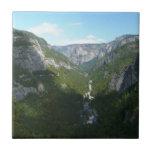 Yosemite Valley in Yosemite National Park Tile