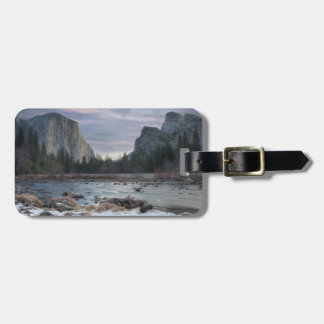Yosemite Valley Tags For Bags
