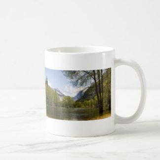 Yosemite Valley Panorama Mug
