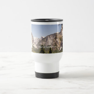 Yosemite Valley (photo on coffee travel mug) Travel Mug