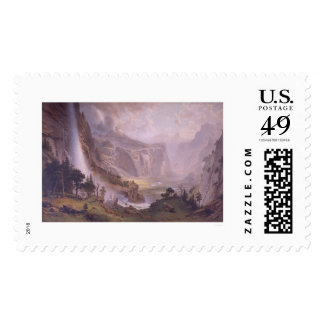 Yosemite Valley Postage