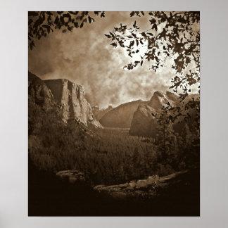 Yosemite Valley Posters
