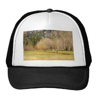 Yosemite Valley Recreation California Products Hats