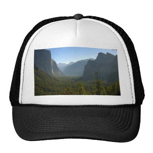 Yosemite Valley Trucker Hat