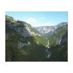 Yosemite Valley, Yosemite National Park Canvas Print