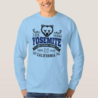 Yosemite Vintage Blue T-Shirt