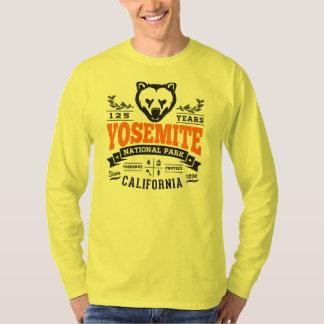 Yosemite Vintage Orange T-Shirt