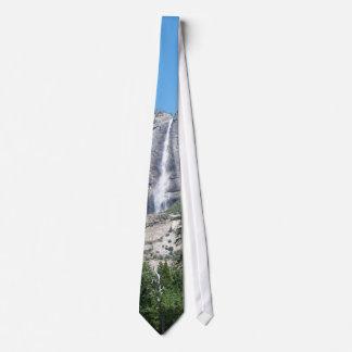 Yosemite Waterfall Tie