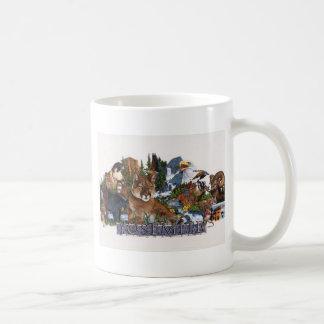 Yosemite Wildlife Coffee Mug