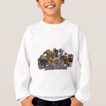 Yosemite Wildlife Sweatshirt