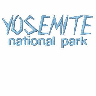 Yosemite Women s Embroidered Hoodie WHT