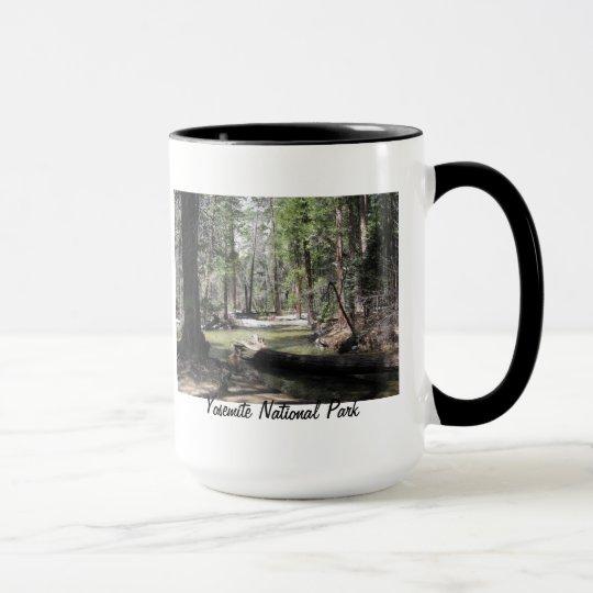 Yosemite Woods Mug