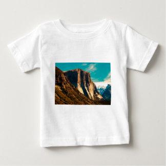 Yosemitie Mountain National Park Baby T-Shirt