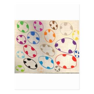 Yoshi Eggs Postcard