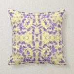 Yoshi Modern Pattern Pillow in 2 Sizes