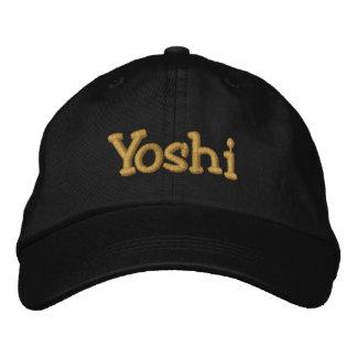 Yoshi personalizó la gorra de béisbol/el gorra bor