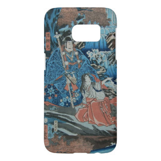 Yoshichika, Priest and Acolyte Samsung Galaxy S7 Case