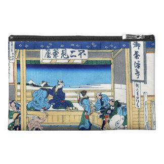 Yoshida en Tokaido Katsushika Hokusai Fuji