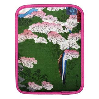 Yoshino Mountain in Yamato Province(大和よし野山) Sleeves For iPads