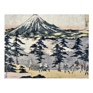 Yoshiwara by Utagawa,Toyohiro Ukiyoe Postcard