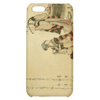 Yoshiwara Sparrow Case For iPhone 5C