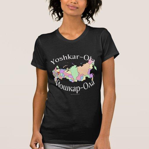 Yoshkar-Ola Rusia Camiseta