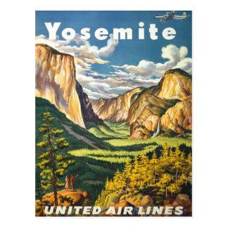Yosmite Postcard