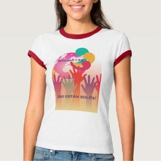 YoSoy132 - No est@an sol@s T-Shirt