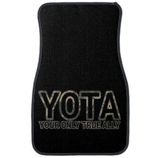 YOTA CAR MAT