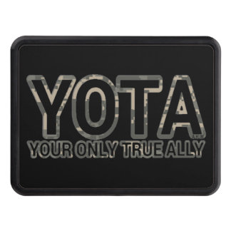 YOTA TOW HITCH COVER