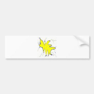 YOU ADD TEXT Design Bumper Sticker