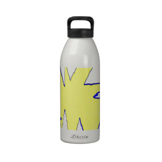 YOU ADD TEXT Design Water Bottles
