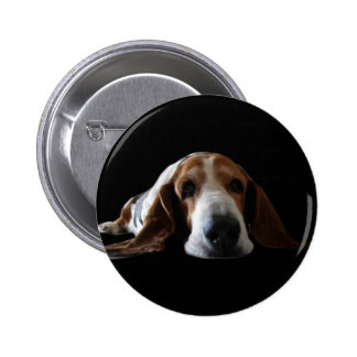 You ain't nothin but a hound dog button