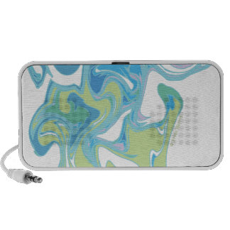 YOU AND I - FUN ABSTRACT LOVE drawing Travel Speaker