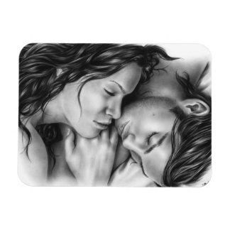 You and I Love Couple Magnet