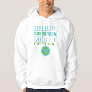 You and I Sustainable Hoodie