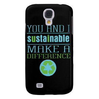 You and I Sustainable Samsung Galaxy S4 Case