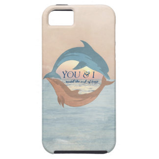 You and I until the end of time iPhone SE/5/5s Case