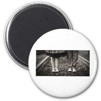 YOU AND ME 2 INCH ROUND MAGNET