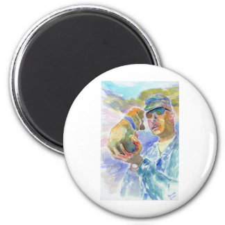 You and Me Buddy Fridge Magnet
